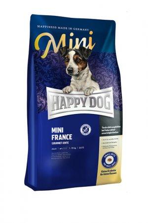 Сухой корм для собак 1 кг HAPPY DOG. Цвет: белый, 1 кг