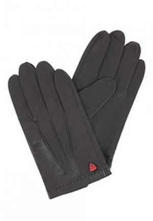 Перчатки STRELLSON. Цвет: черный