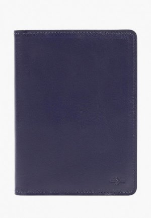 Обложка для документов Igor York. Цвет: синий