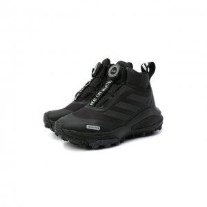 Кроссовки adidas Originals. Цвет: чёрный