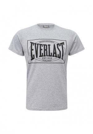 Футболка Everlast Choice of Champions. Цвет: серый
