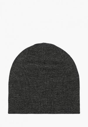 Шапка Check Ya Head 1549/10. Цвет: серый
