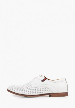 Туфли Dino Ricci Select. Цвет: белый