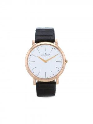Наручные часы Master Ultra Thin pre-owned 39 мм 2010-го года Jaeger-LeCoultre. Цвет: нейтральные цвета