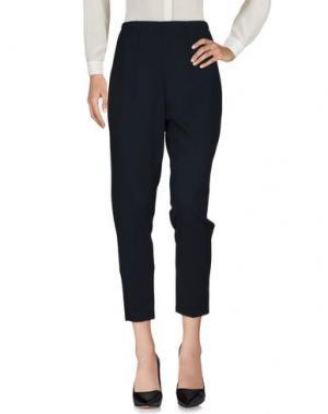 Повседневные брюки CLUB VOLTAIRE. Цвет: темно-синий