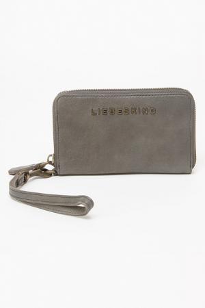 Кошелек LIEBESKIND BAGS&BELTS. Цвет: серый