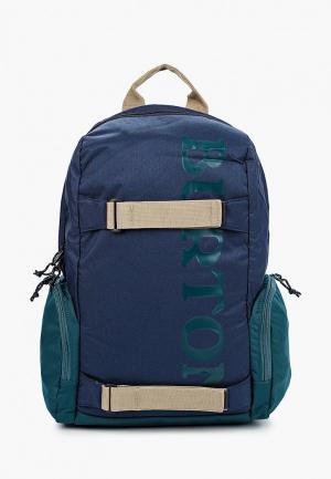 Рюкзак Burton EMPHASIS PACK. Цвет: синий