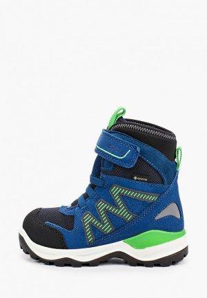 Ботинки Ecco SNOW MOUNTAIN. Цвет: синий
