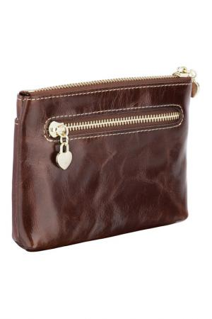 Wallet WOODLAND LEATHERS. Цвет: brown