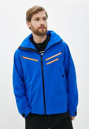 Куртка горнолыжная Bogner Fire+Ice. Цвет: синий