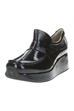 Туфли Kelton. Цвет: черный