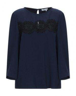 Блузка GERARD DAREL. Цвет: темно-синий