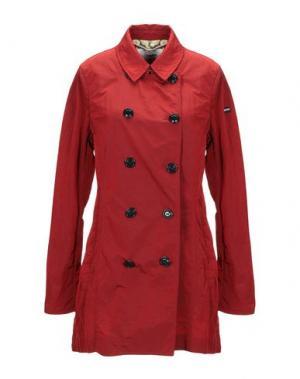 Легкое пальто DEKKER. Цвет: красный