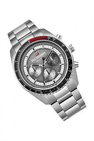 Наручные часы Ben Sherman. Цвет: серый