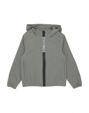 Куртка BOMBOOGIE. Цвет: зеленый-милитари