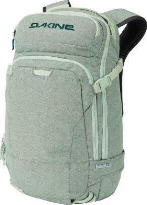 Рюкзак женский HELI PRO, 20 л Dakine. Цвет: зеленый