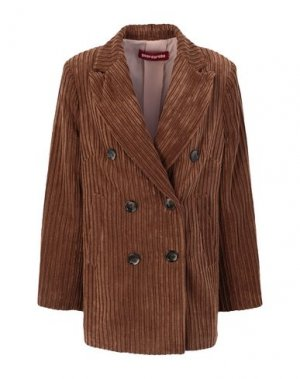 Пиджак GUARDAROBA by ANIYE. Цвет: коричневый