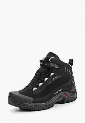 Ботинки Salomon DEEMAX 3 TS WP W. Цвет: черный