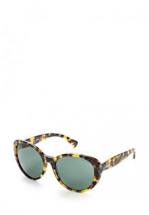 Очки солнцезащитные Ralph Lauren RA5212 149971. Цвет: коричневый