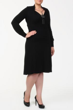 Платье Lissa. Цвет: черный