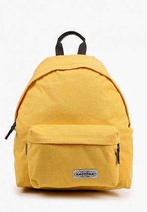 Рюкзак Eastpak PADDED PAKR. Цвет: желтый