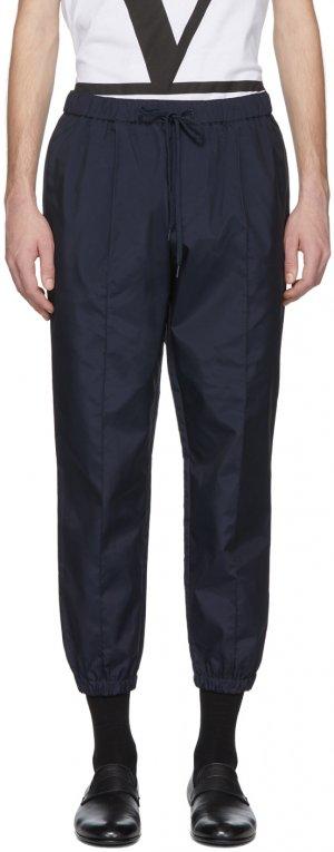 Navy Scaleter Trousers Barena. Цвет: 170 navy