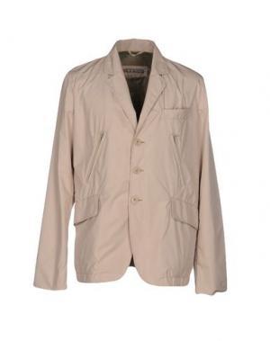 Пиджак HETREGO'. Цвет: голубиный серый
