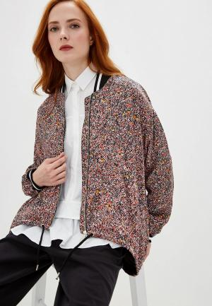 Куртка Bikkembergs. Цвет: разноцветный