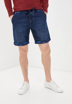 Шорты джинсовые Jacob Cohen J6154 COMF. Цвет: синий