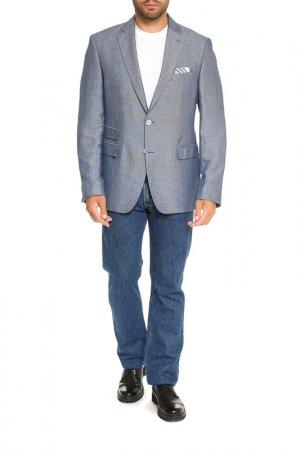 Пиджак Pierre Cardin. Цвет: серый, синий