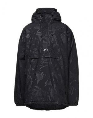 Куртка K1X. Цвет: черный