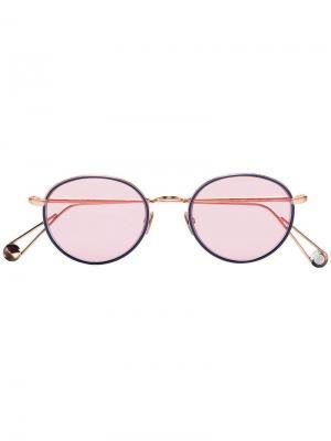 Солнцезащитные очки Place de lOpéra Ahlem. Цвет: розовый