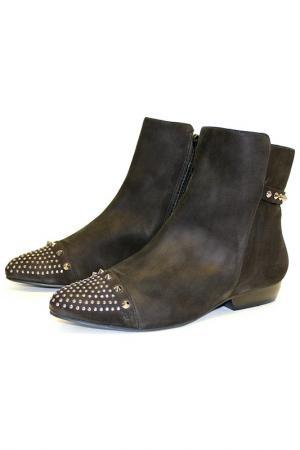 Ботинки Capriccio. Цвет: черный