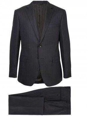 Durban строгий костюм-двойка D'urban. Цвет: черный
