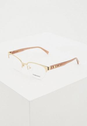 Оправа Versace VE1255B 1002. Цвет: золотой