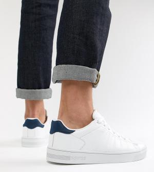 Белые кроссовки K Swiss court frasco-Белый K-Swiss
