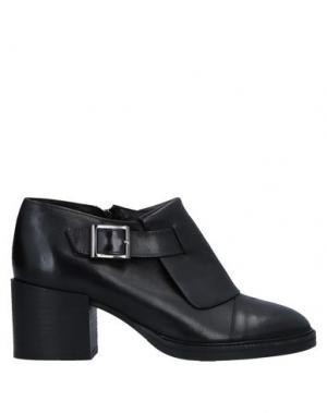 Ботинки LOGAN. Цвет: черный