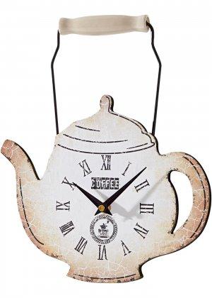 Настенные часы Венеция bonprix. Цвет: бежевый
