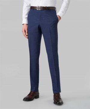Костюмные брюки HENDERSON. Цвет: синий