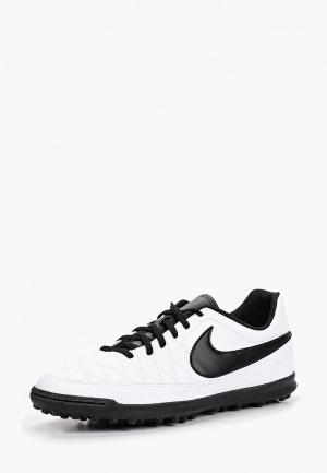 Шиповки Nike Majestry TF. Цвет: белый