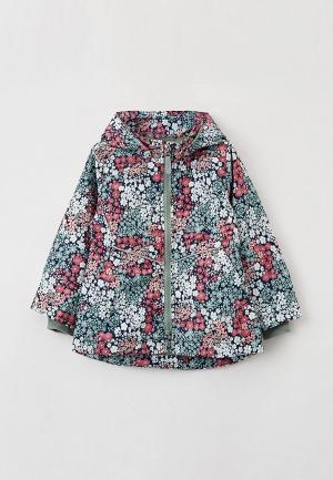 Куртка Name It. Цвет: разноцветный