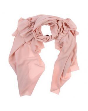 Палантин ANNARITA N. Цвет: розовый