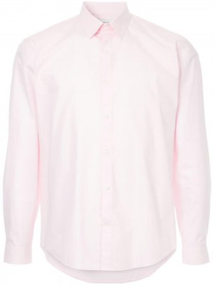 Классическая рубашка Cerruti 1881. Цвет: розовый