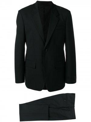 Строгий костюм-двойка Maison Margiela. Цвет: черный