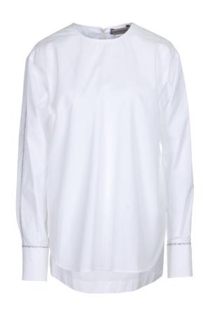 Блузка Max Mara. Цвет: 001