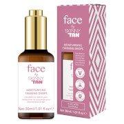 Увлажняющее оттеночное масло для лица Face by Moisturising Oil Drops 30 мл Skinny Tan