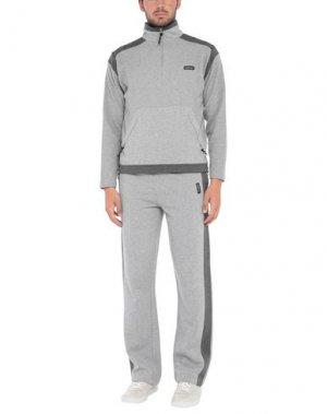 Спортивный костюм ARENA. Цвет: серый