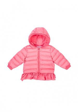 Куртка утепленная PlayToday. Цвет: розовый