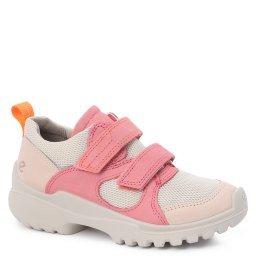 Кроссовки 763102 розовый ECCO