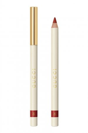 Crayon Contour des Lèvres – Карандаш для губ 4 Rouge Gucci Beauty. Цвет: красный